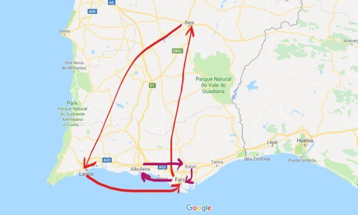 Spanija I Portugal Uz Posetu Gibraltaru 12 Dana Mapa I Koferce